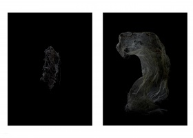 from the cycle IF THE PERSON BREATHS TO LITTLE THERE IS A DANGER 2013 in collaboration with Dorota Buczkowska // 80x90cm
